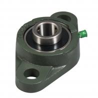 Insert ball bearing with housing UCF212