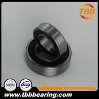 Deep groove ball bearing 6204-ZZNR