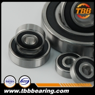 Deep groove ball bearing 6209-ZZNR