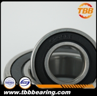 Deep groove ball bearing 6207-ZZNR