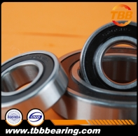 Deep groove ball bearing 63/32-2RS