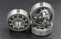 Double row aligning ball bearing 1201