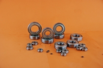 Single row Deep groove ball bearing 629ZZ