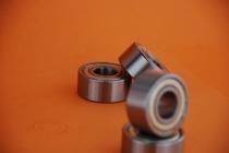 Double row Angular contact ball bearing 3312-2RS