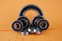 Single row deep groove ball bearing 6312-2RSC3