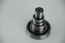 Single row deep groove ball bearing 6314-2ZC3