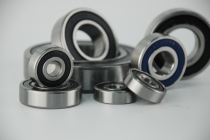 Single row deep groove ball bearing 6014-2RSC3