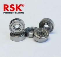 RSK Precision R2-5ZZ motor bearings 3.175*7.938*3.571mm