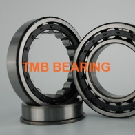Single row cylindrical roller bearing NJ204E