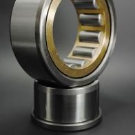 Single row cylindrical roller bearing NJ2308EM