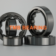 Single row cylindrical roller bearing NUP208E
