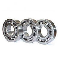 Deep groove ball bearing, 6310