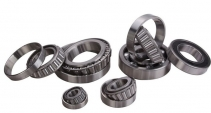 Single Row Tapered roller bearing 30207